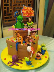 Toy Story great escape (Jcakehomemade) Tags: jessie buzz toystory woody stretch aliens pixar lightyear bullseye homemadecake peasinapod 1stbirthdaycake mrspotatohead astronaught funcake fondantcake noveltycake celebrationcake 2tiercake decorcake kidbirthdaycake customizedcake jcakehomemade figurinescake toystorythemecake jessicalaw toystoryescapeinmind kidpartycake mrpotatoheadrex kaydensbirthdaycake