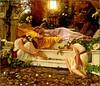 LA  BELLA DURMIENTE (Nana ;-))) Tags: sleeping laura beauty calendar cuento scene bella tale durmiente calendario escena principe saariysqualitypictures flickrsportal
