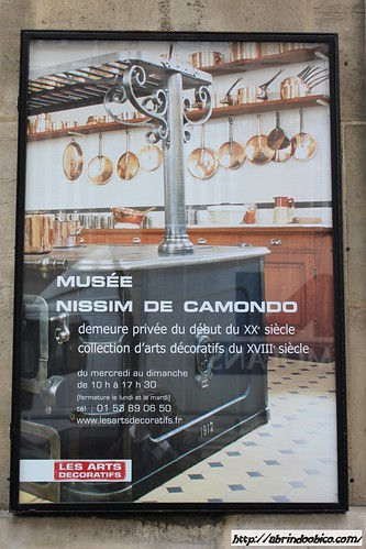 Museu Nissin Camondo - Paris
