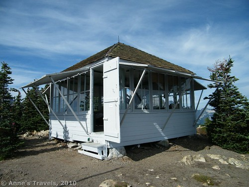 Winchester Fire Lookout, Mt. Baker-Snoqualmie National Forest, Washington