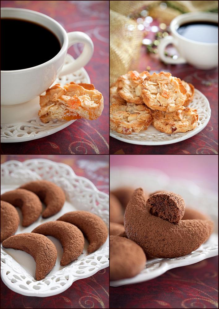 Florentine & Chocolate Kipferl