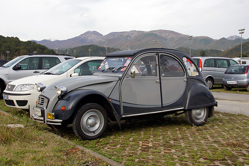 1983 Citroen 2cv 6 Charleston. Citroën 2CV Charleston