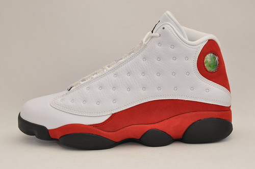 Jordan Retro 13 White/Red