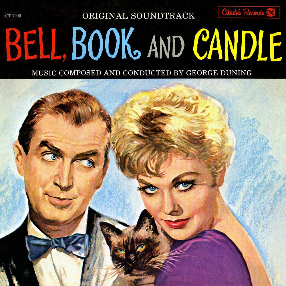 George Duning - Bell Book And Candle