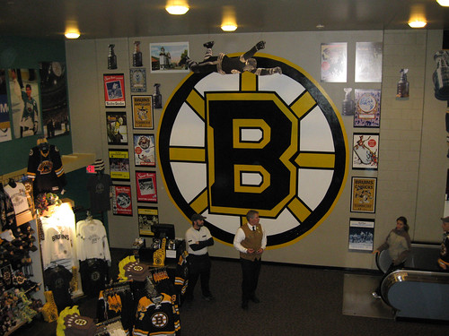 More Bruins concessions.