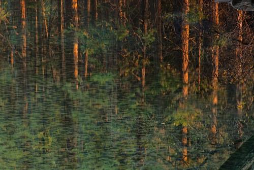 Reflections from Stoneman Bridge