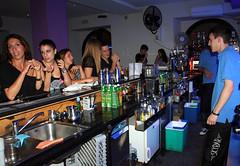konobari su imali posla (iva_spooky) Tags: skybar kult zabava amarulla