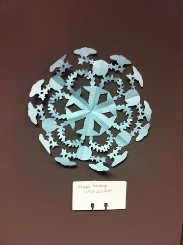 Kevin (ooncha)'s snowflake