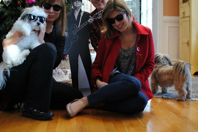 family photo shoots with roy orbison