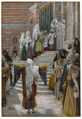 021-Presentacion de Jesus en el Templo- 1886-1894- James Tissot-Copyright © 2004–2010 the Brooklyn Museum