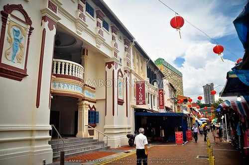 Singapore Chinatown Walking Tour