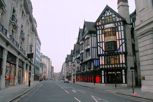 Liberty and Great Marlborough Street