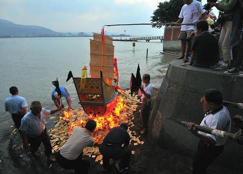 第三名 王船祭-王興