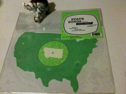 John Linnell - State Songs
