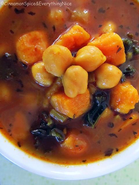 Mollie Katzen's Gypsy Soup