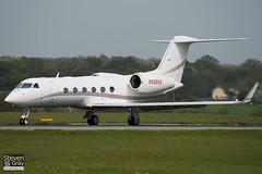 N908VZ - 4051 - Private - Gulfstream G450 - Luton - 100428 - Steven Gray - IMG_0495
