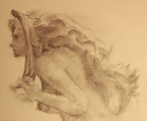 Harpy sketch #2
