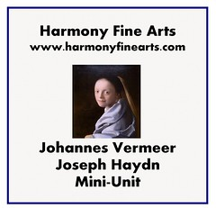Vermeer Haydn Cover Button