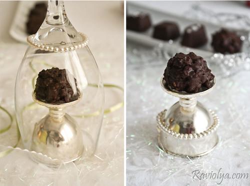 Фото шоколадные конфеты