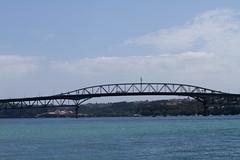 (pspyro2009) Tags: eos auckland nz 7d harborbridge ef70200mm aucklandharbor aucklandbay