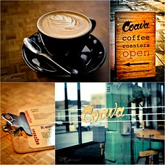 Coava Coffee Roasters, Portland, Oregon (R. E. ~) Tags: travel vacation food usa water coffee caf shop pine oregon portland photography cafe beans nikon industrial photographer state awesome united feel culture bamboo best states cafeteria eats latte avenue cappuccino barista bunk roaster stumptown roasters portlans coffeephotography d5000 visitportland coava coavacoffeeroasters