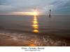 Mile, Crosby beach, Explored (Ianmoran1970) Tags: sunset sun colour beach water canon landscape surf explore crosby explored ianmoran ianmoran1970