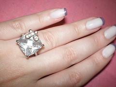 Francesinha roxa (alinerivas) Tags: art nail audrey manicure impala mão unhas feita esmaltes colorama francesinha