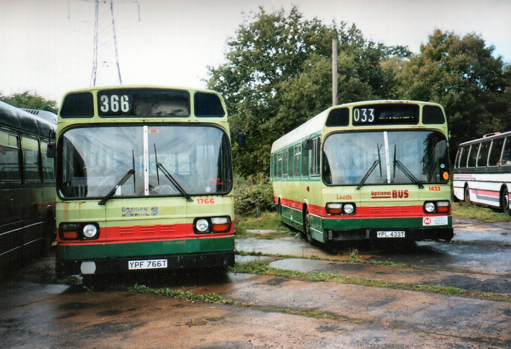 Optional Bus YPF766T and YPL433T