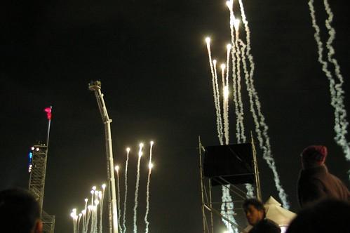 2010大佳河濱公園百年跨年慶典
