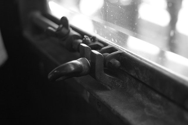 """""""...the click of the lock is not forgotten..."""""""