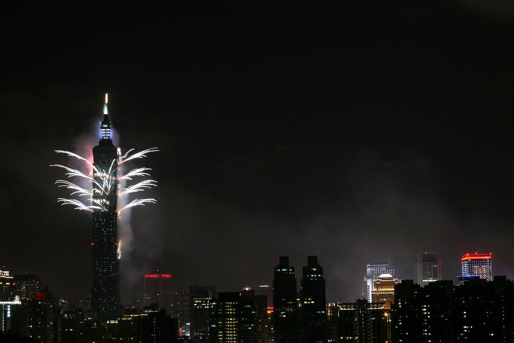 2011 101晇年煙火