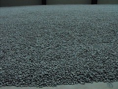 Sunflower seeds (Paul Wagstaff) Tags: modern tate seeds sunflower ai weiwei