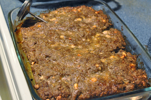 Baked Bleu Cheese Meatloaf