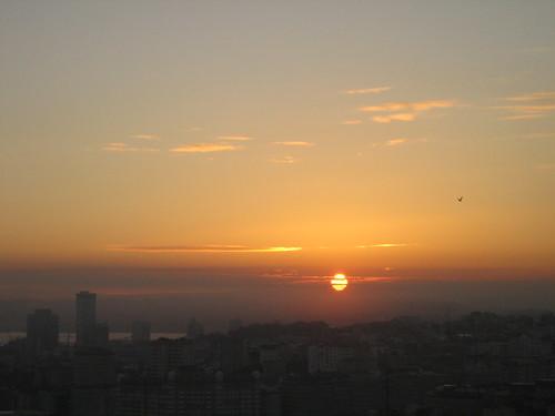 Primer amanecer del 2011