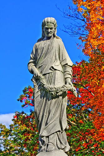 Troy N.Y. - Oakwood Cemetery 16