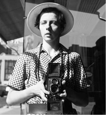 Vivian Maier (autoretrato)