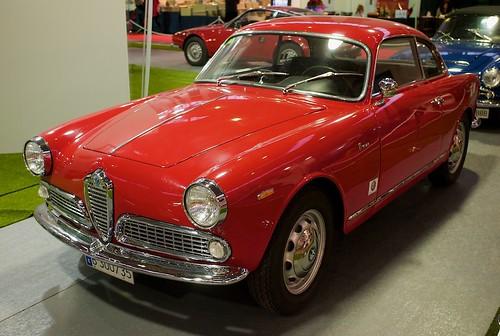 L9770520 - Auto Retro 2010 Alfa Romeo Giulia 1600 Sprint (1962)