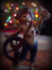 christmas sailor (julylamoon) Tags: ornament vintagesailorchristmastreedecoration