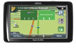 Magellan RoadMate 9055 GPS i