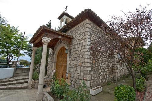 Ermita de la Virgen de la Antigua en Morata de Tajuña