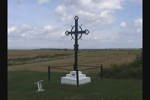 Acadian Expulsion Cross