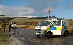 (Zak355) Tags: scotland police van royalnavy bombsquad rothesay isleofbute faslane bombdisposal