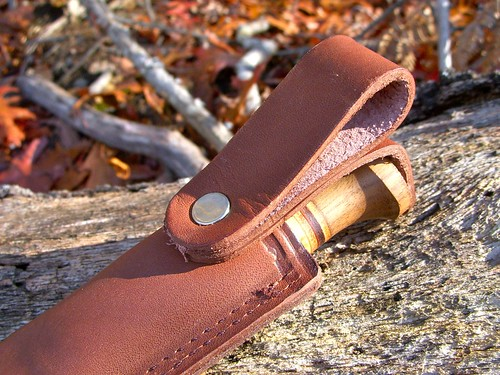 Photograph: Helle Harding Bushcraft Knife by bfgreen, on Flickr