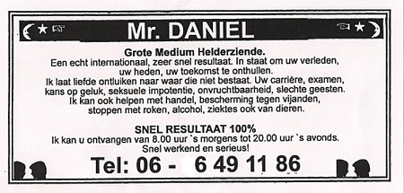 Mr. Daniel