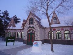 Snow Carving - Sun Island - Harbin (CN) (Filip M.A.) Tags: china  kina cina chine harbin  haerbin   2011 in