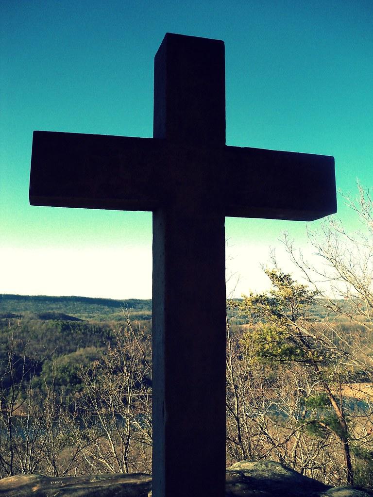 Cross on Mtn