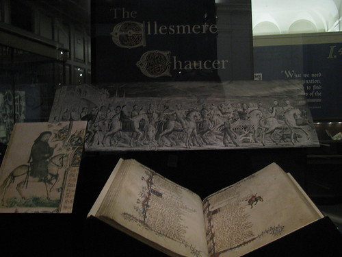 Canterbury Tales manuscript, 15th century