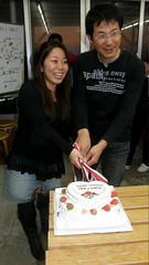 #5737 cutting a real cake