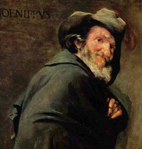 Menipo, de Velázquez