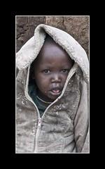 Cute Maasa child... (Aman Iman ) Tags: africa boy portrait people tanzania village child ngorongoro nomad tribe ethnic enfant garon peuple afrique tribu nomade tanzanie maasa